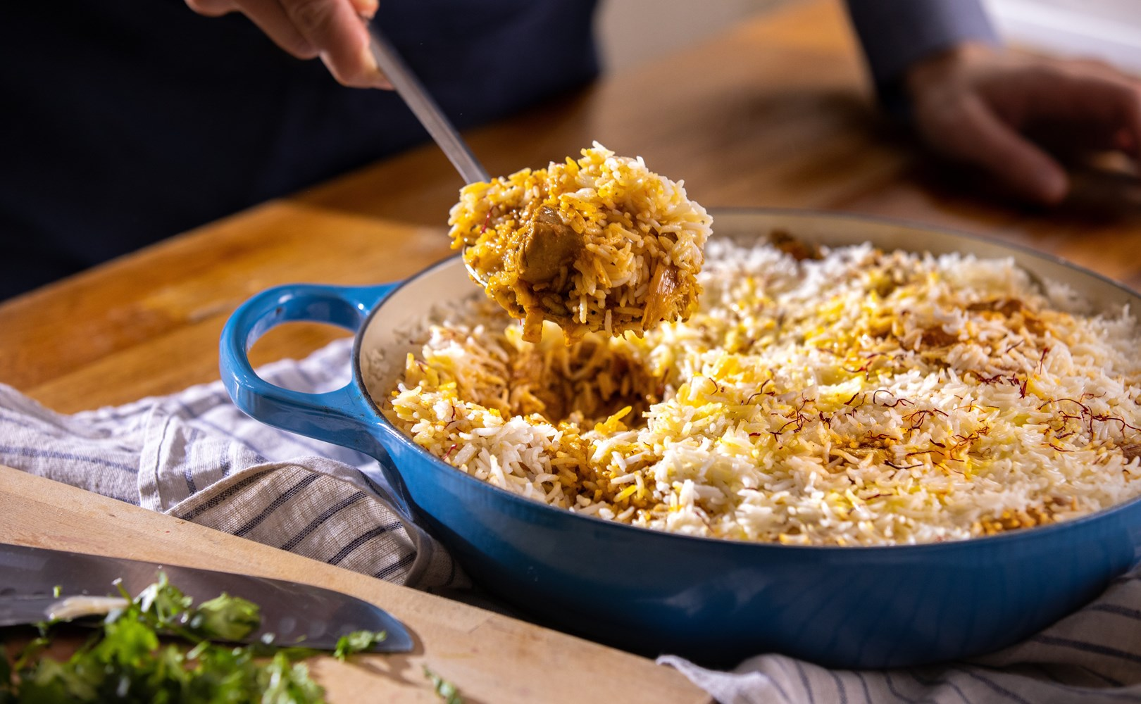 Cooked Recipe Chicken Biryani