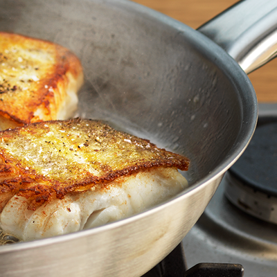 Pan-fried Cod Fillet