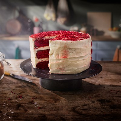 Red Velvet Cake with Lurpak