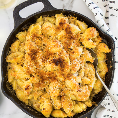 Camembert Mac 'n Cheese