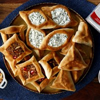 Three ways to Make Fatayer