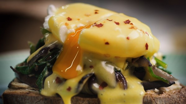 Den Ultimative Eggs Florentine