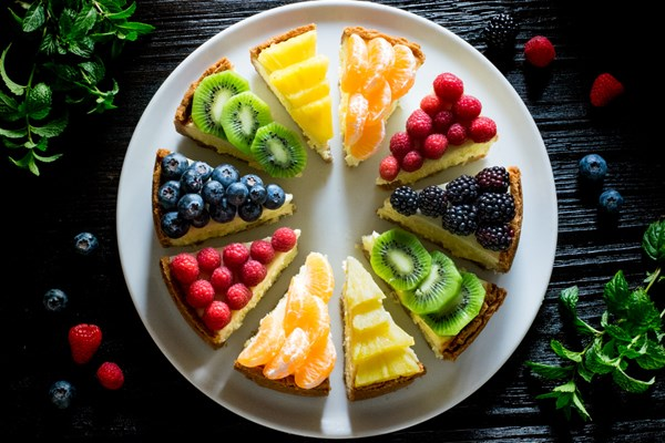 New York Cheese Cake alla frutta