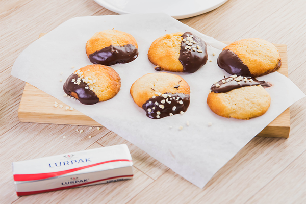 Lurpak Low Carb Cookies