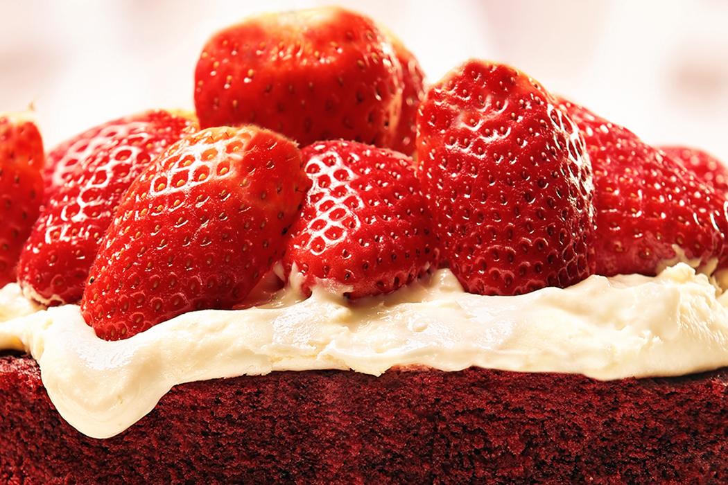 Inch Red Velvet Cake Recipe Uk